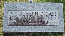 Joseph Daniel Gass