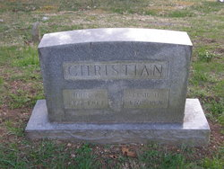 Elsie <i>Housley</i> Christian