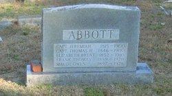 Capt Jeremiah Abbott