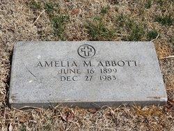 Amelia <i>Martin</i> Abbott