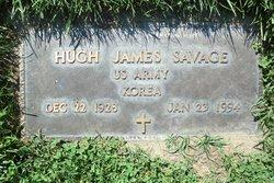 Hugh James Savage
