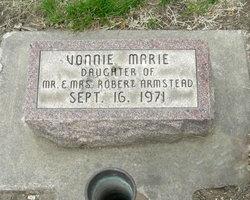 Vonnie Marie Armstead