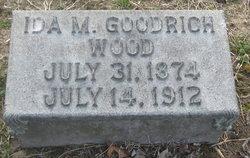 Ida Mae <i>Goodrich</i> Wood