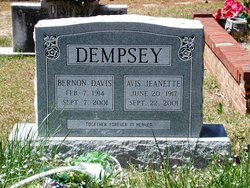 Bernon Davis Dempsey