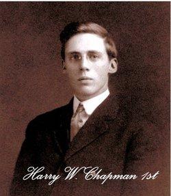Harry Wey Chapman, Sr