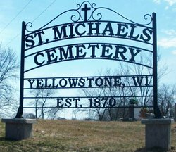 Saint Michaels Yellowstone Catholic Cemetery