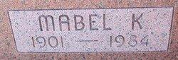 Mabel K. Coble