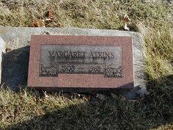 Mrs Margaret <i>Cunningham</i> Atkins