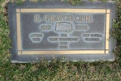 Grayce <i>Fritz</i> Opie