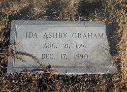 Ida <i>Barber</i> Graham