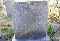 Martha Mattie <i>Hatchett</i> Allison
