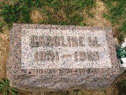 Caroline M. <i>Meggison</i> Thomas