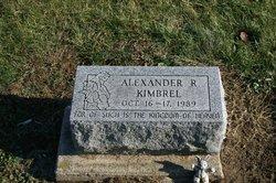 Alexander R. Kimbrel