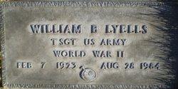 William Benjamin Lyells