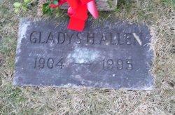 Gladys <i>Howland</i> Allen