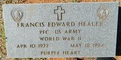 Rev Francis Edward (F.E.) Healer