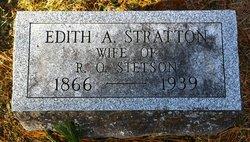 Edith A Stratton