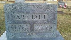 Marshall Joe Luther Arehart