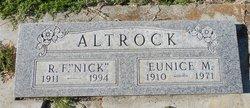Eunice Mae <i>Kirkhorn</i> Altrock