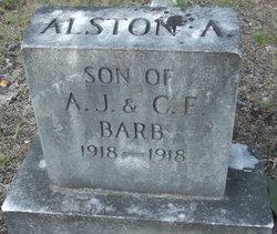 Alston A. Barb