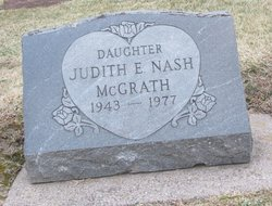 Judith E <i>Nash</i> McGrath