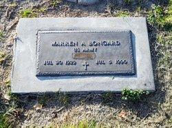 Warren Alfred Bongard
