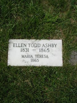 Ellen Gillis <i>Todd</i> Ashby