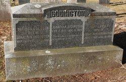 Sophronia <i>Denison</i> Budington