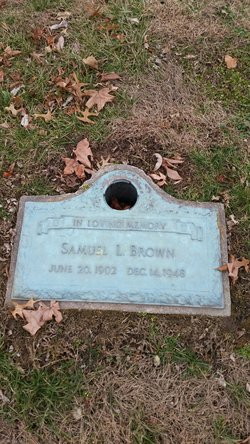 Samuel L Brown