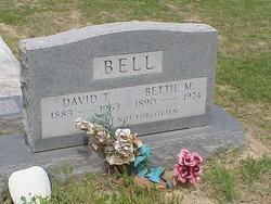 Bettie M Bell