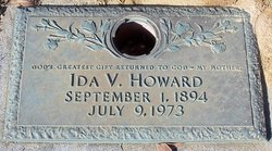 Ida V Howard