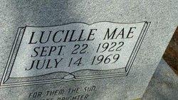 Lucille Mae <i>Durrance</i> Hayden