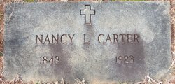Nancy L. <i>Williams</i> Carter