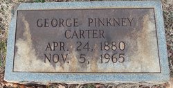 George Pinkney Carter