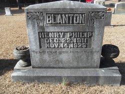 Henry Philip Blanton