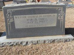 William Thomas Blanton, Jr