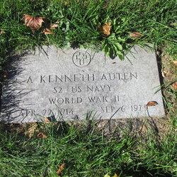 Alvin Kenneth Auten