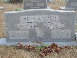 Olga Mildred <i>Howeth</i> Alexander