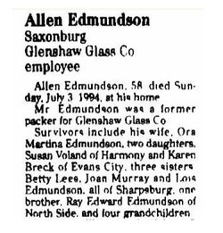 Allen Lee Edmundson