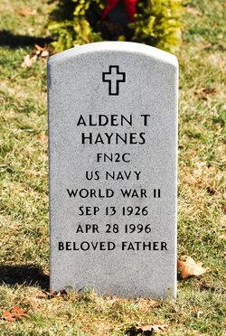 Alden Thurman Haynes