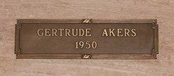 Alice Gertrude <i>Simpson</i> Akers