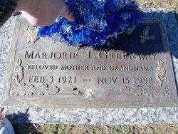 Marjorie Greenway
