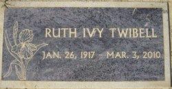 Ruth Ivy <i>Bongard</i> Twibell