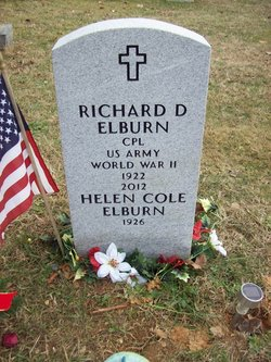 Richard Deford Dick Elburn