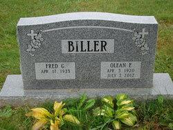 Olean S. <i>Sullivan</i> Biller