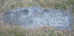 Elizabeth VanErem