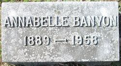 Annabelle Banyon