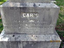 Mary Cary <i>Harrison</i> Bevan