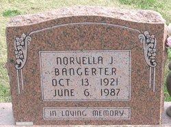 Norvella J. <i>Clark</i> Bangerter