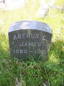 Arthur G James